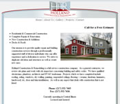 Holland Construction and Remodeling